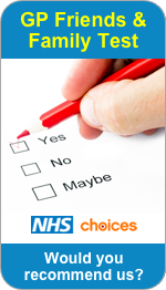 Would you recommend Heath Ordsall Health Surgery to Friends and Family?